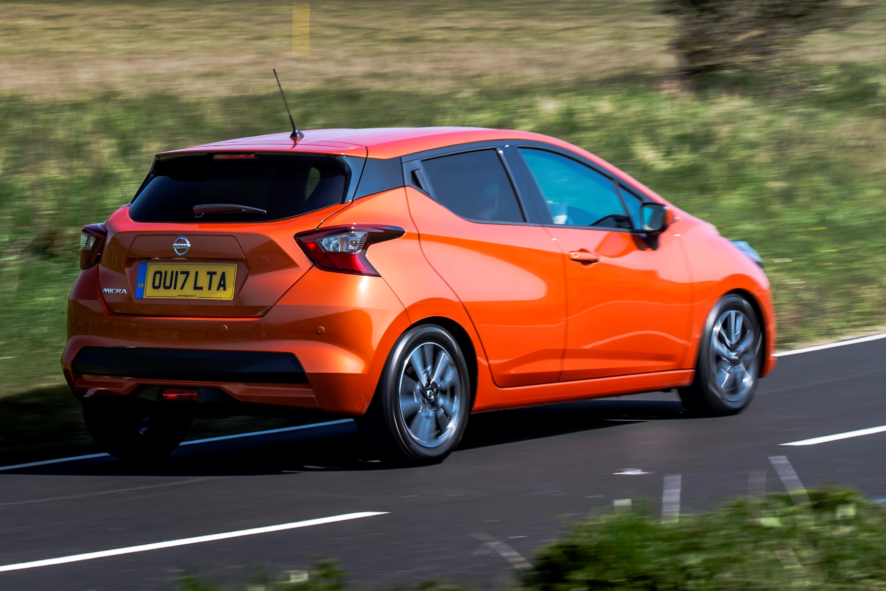 Nissan Micra Review Automotive Blog