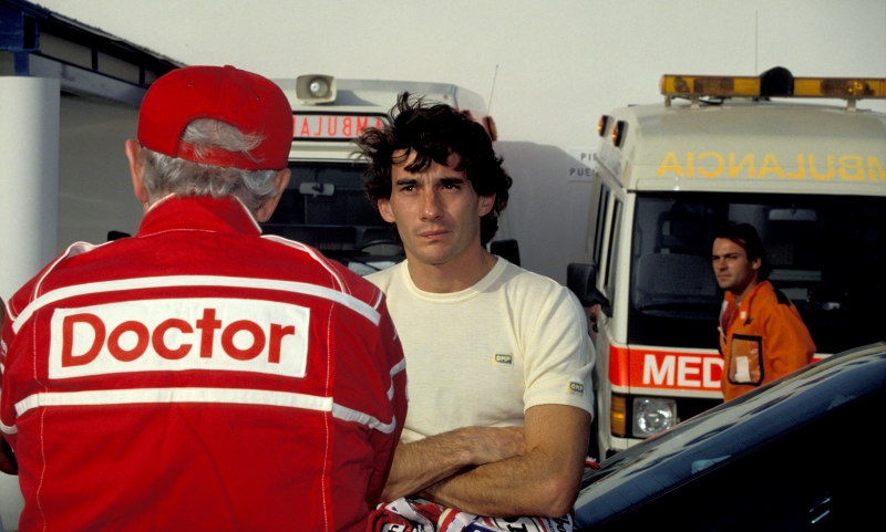 The Doctor Race Car Driver