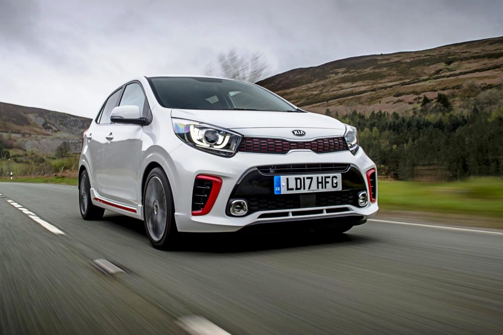 Kia Picanto review