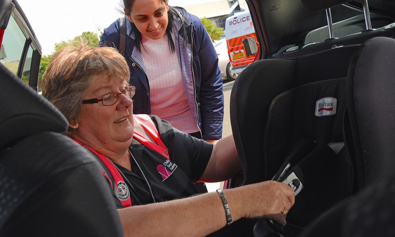 Poorly fitted child car seats put 8 out of 10 kids in danger