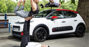 Citroen Car Yoga with Michael James Wong