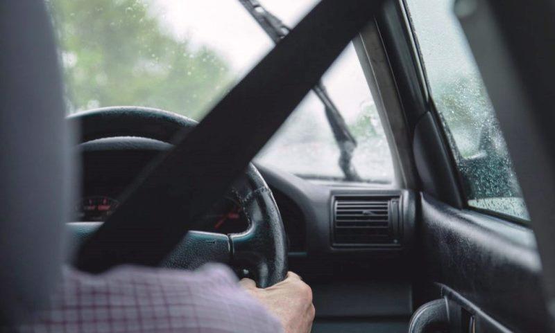 Seatbelt - clunk-click every trip?