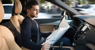 Volvo's autonomous driving vision