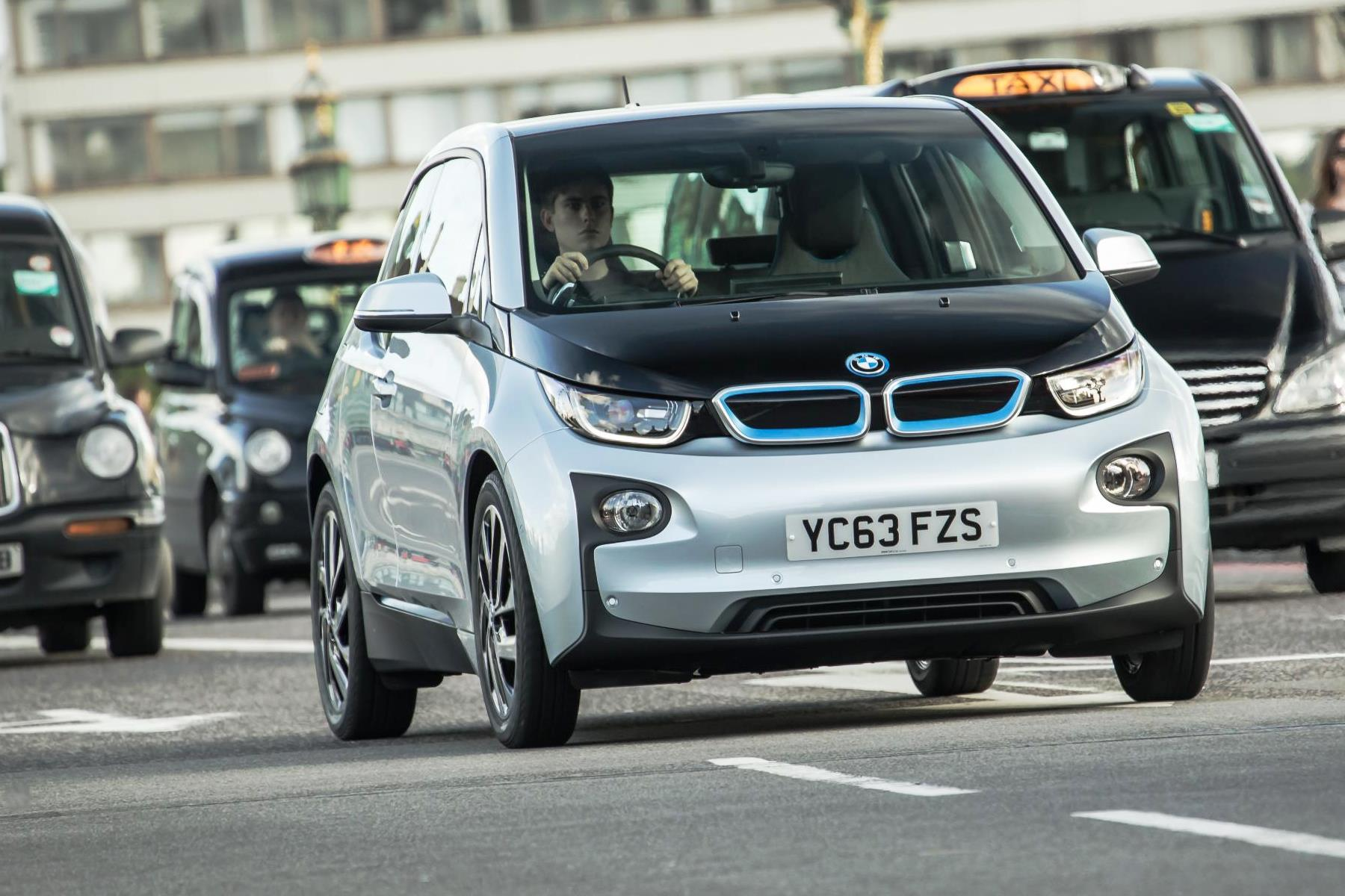 UK Gov't Plans For Electric Cars Will Cost $263 Billion