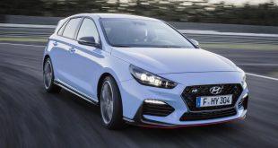New Hyundai i30 N hot hatch unveiled