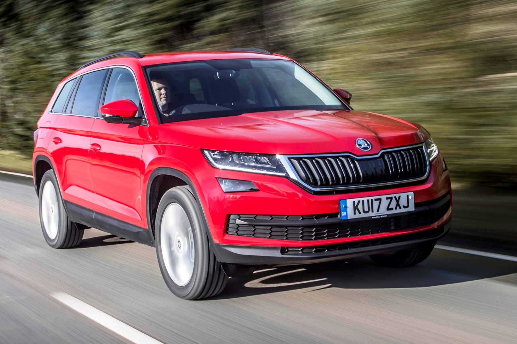 skoda kodiaq review automotive blog. Black Bedroom Furniture Sets. Home Design Ideas