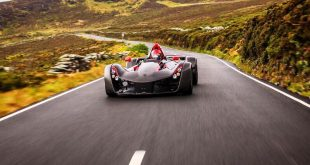 BAC Mono on the Isle of Man