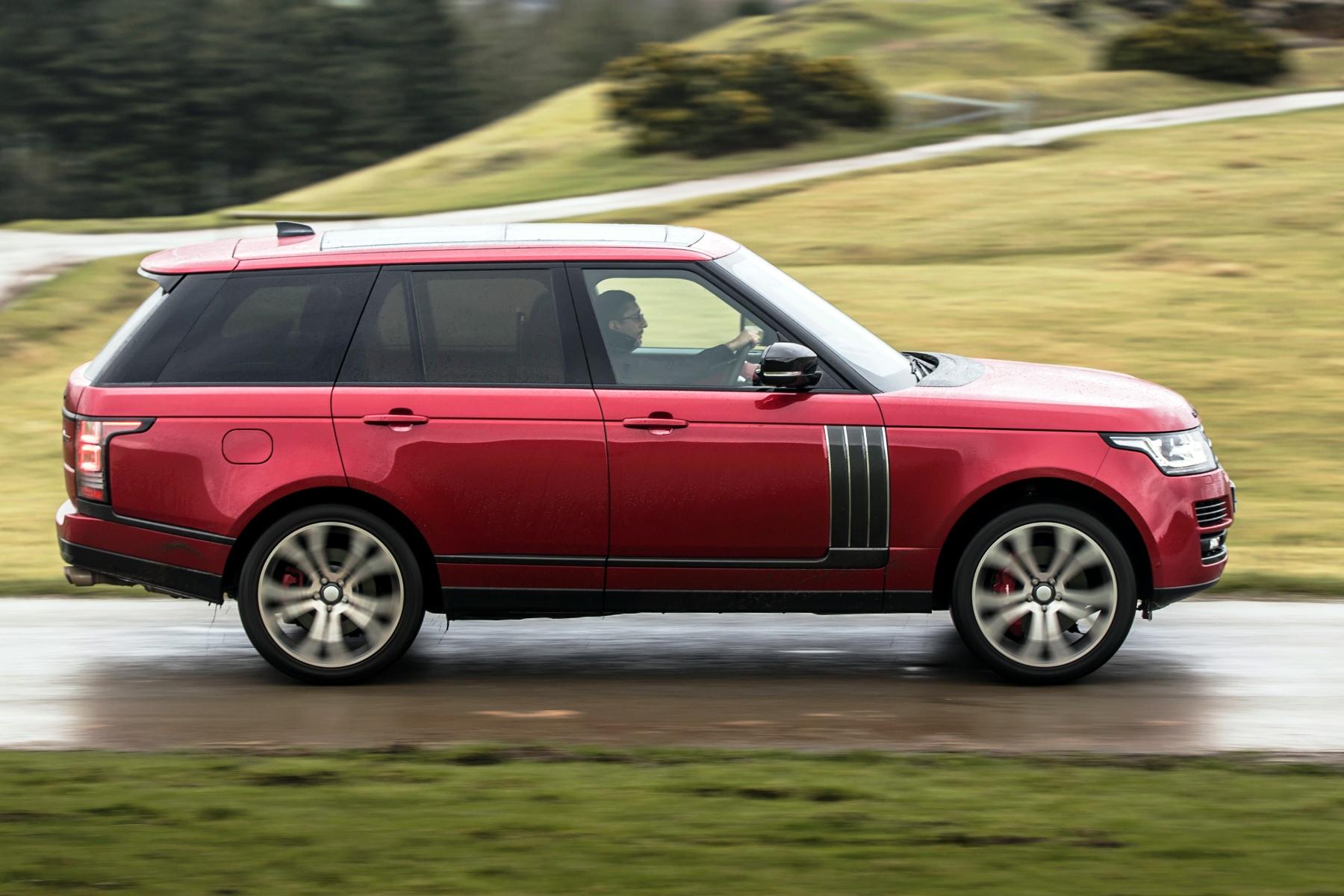 Range Rover Svautobiography Dynamic Review Automotive Blog