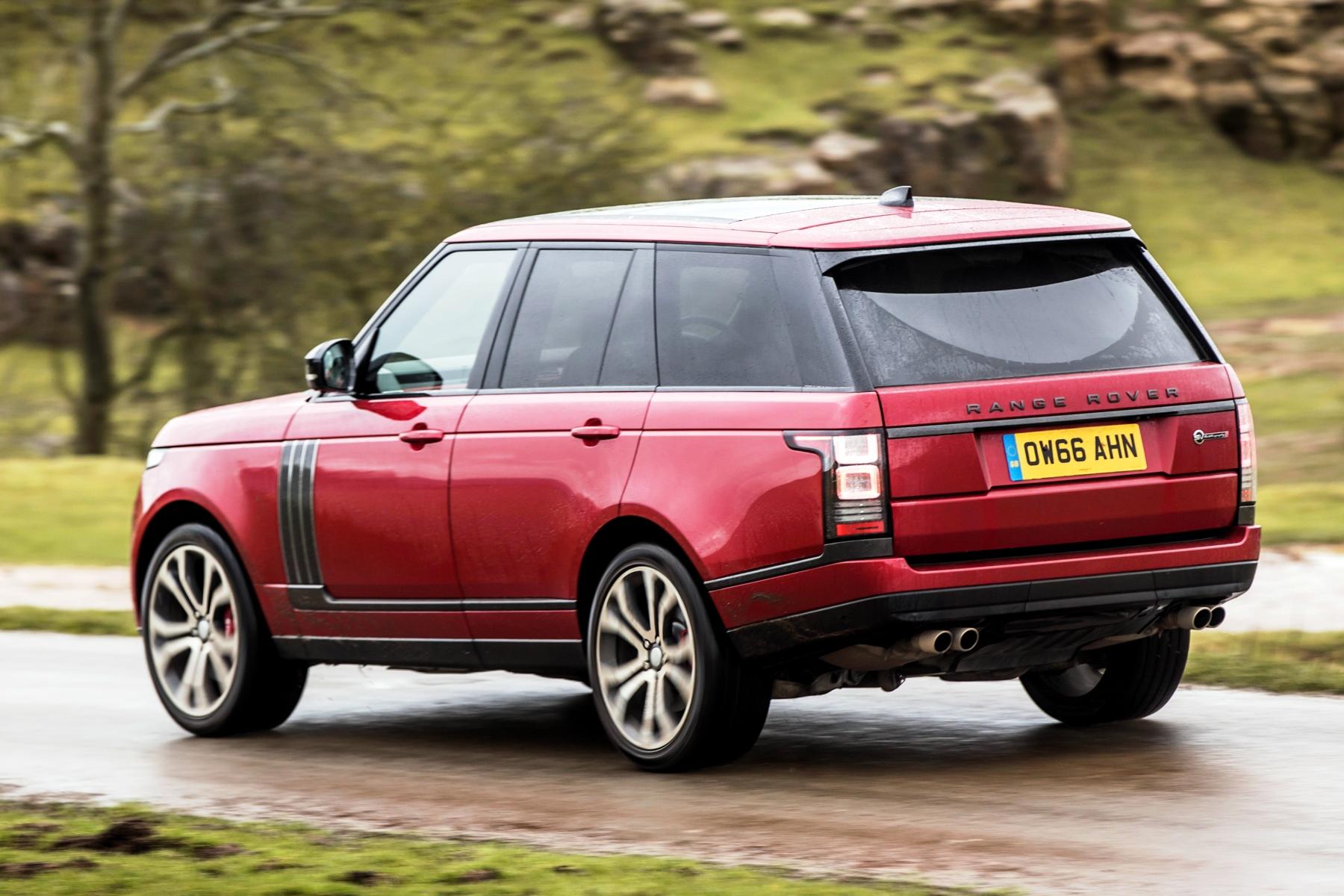 range rover svautobiography dynamic review automotive blog. Black Bedroom Furniture Sets. Home Design Ideas