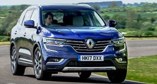 Renault Koleos review (