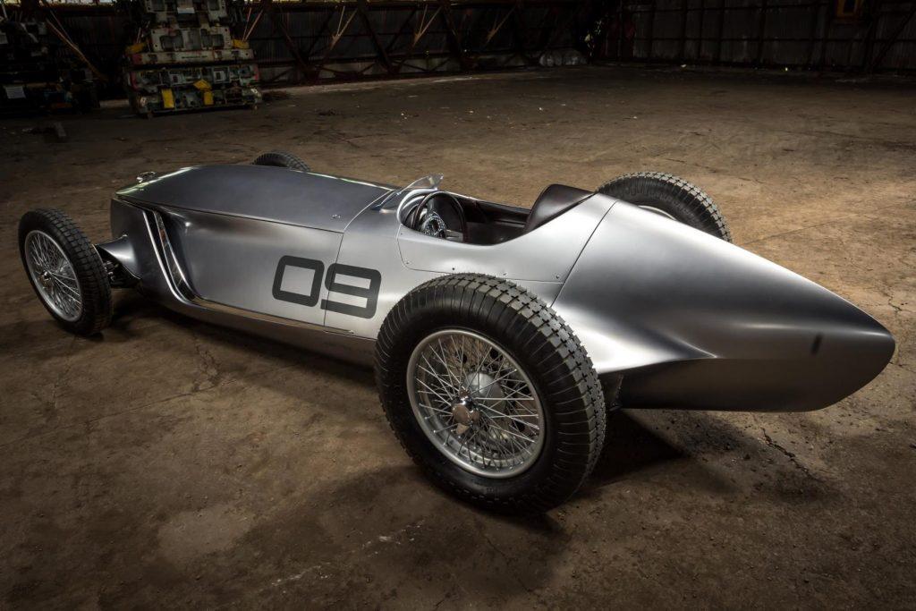 Meet Infiniti's electric retro racer