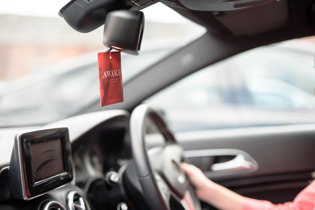 Healthy car scents