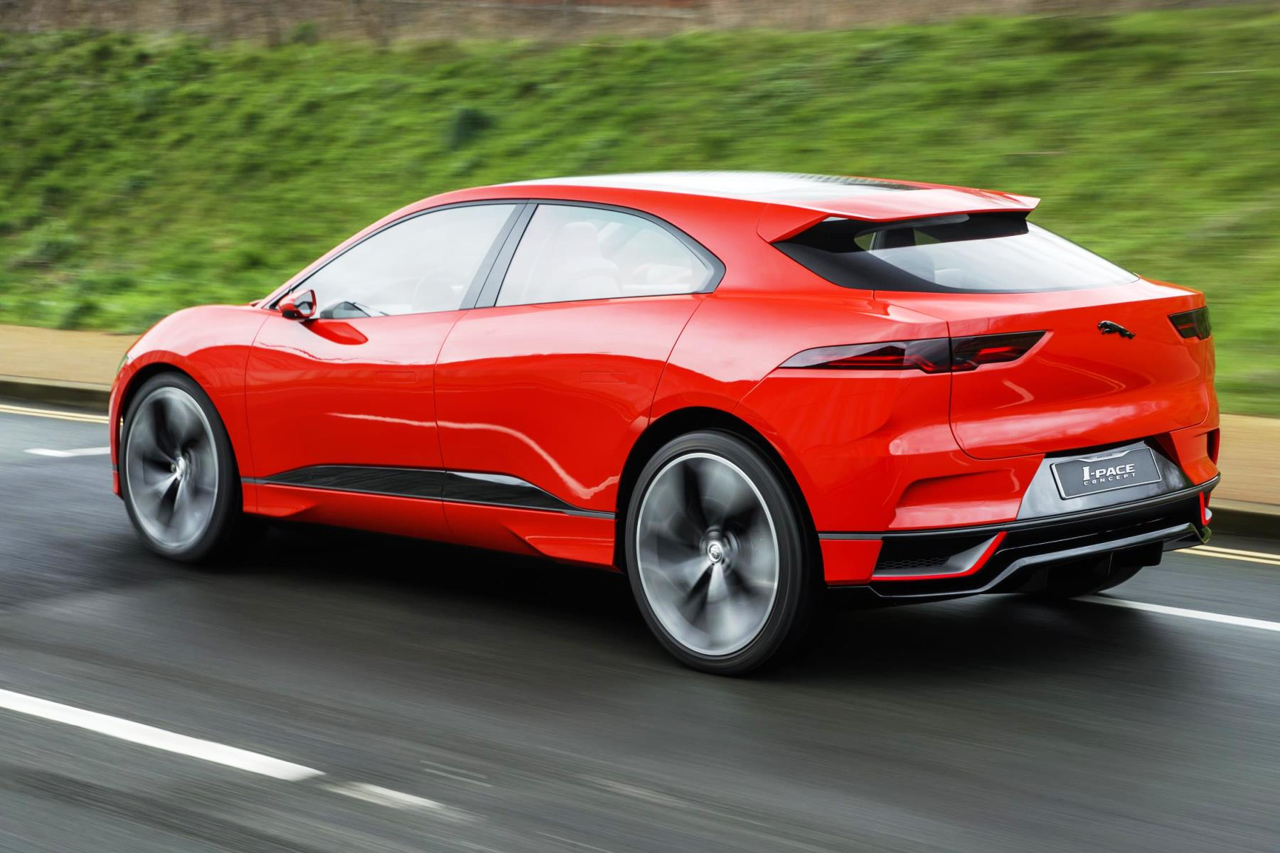 All Jaguar and Land Rover Models To Be Electrified By 2020