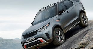 Land Rover Discovery SVX