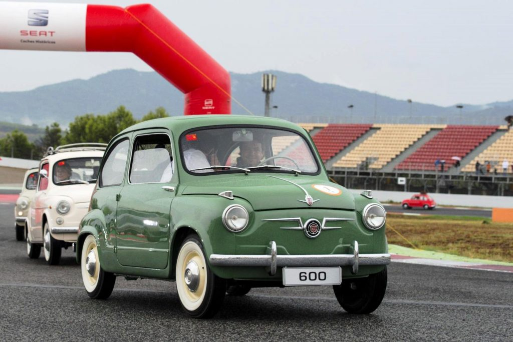 Seat 600's 60th birthday