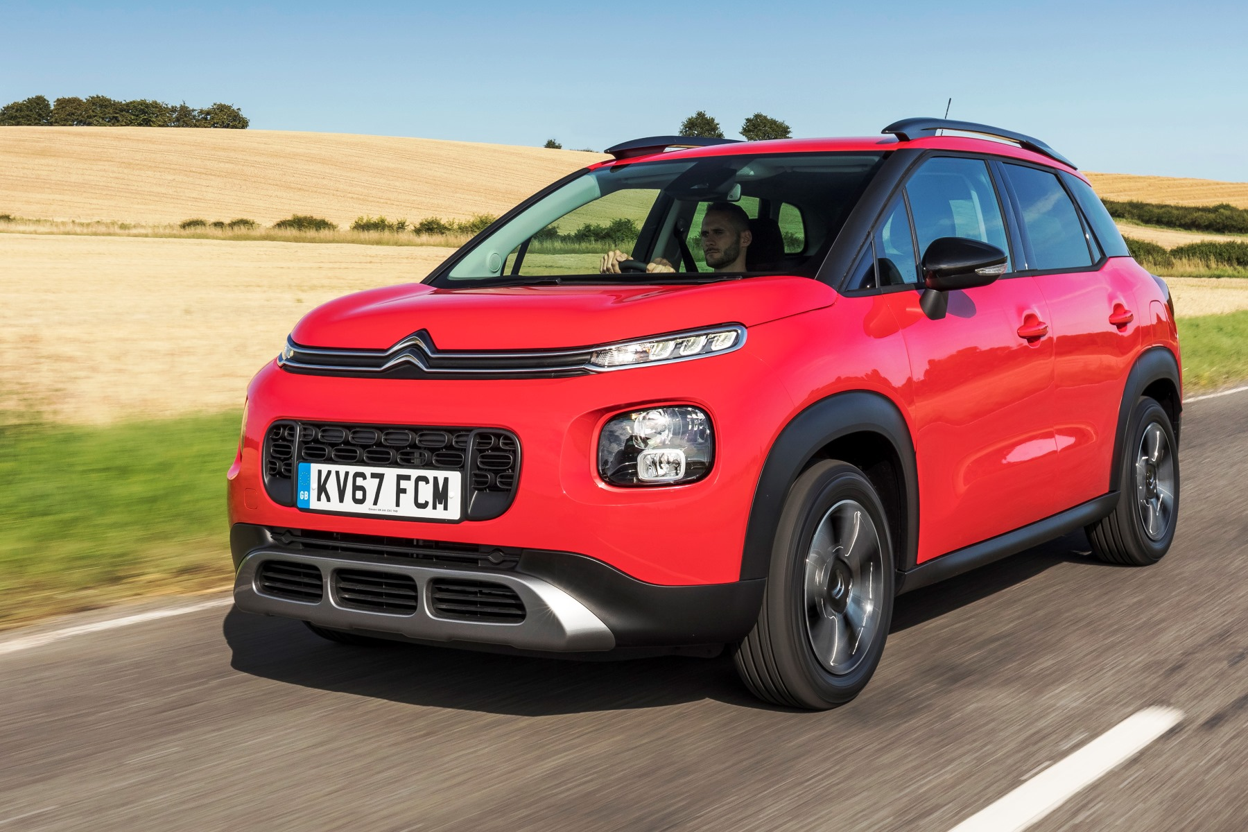Citroen C3 Aircross Review Automotive Blog