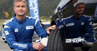 Cooper Tire Safety and Performance Ambassador David Coulthard