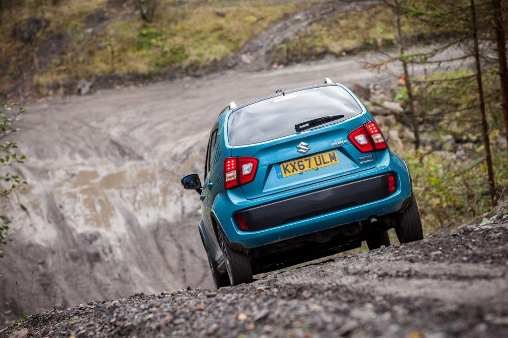 Suzuki Ignis Hill Descent