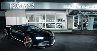 Used Bugatti Chiron for sale