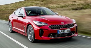 Kia Stinger review