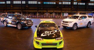 Mitsubishi supports Fast & Furious Live