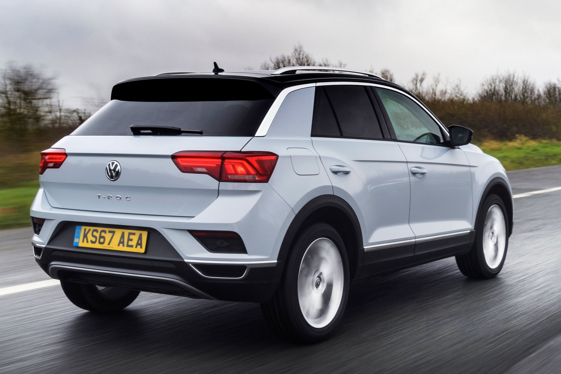 Volkswagen T Roc Review >> Volkswagen T-Roc review – Automotive Blog