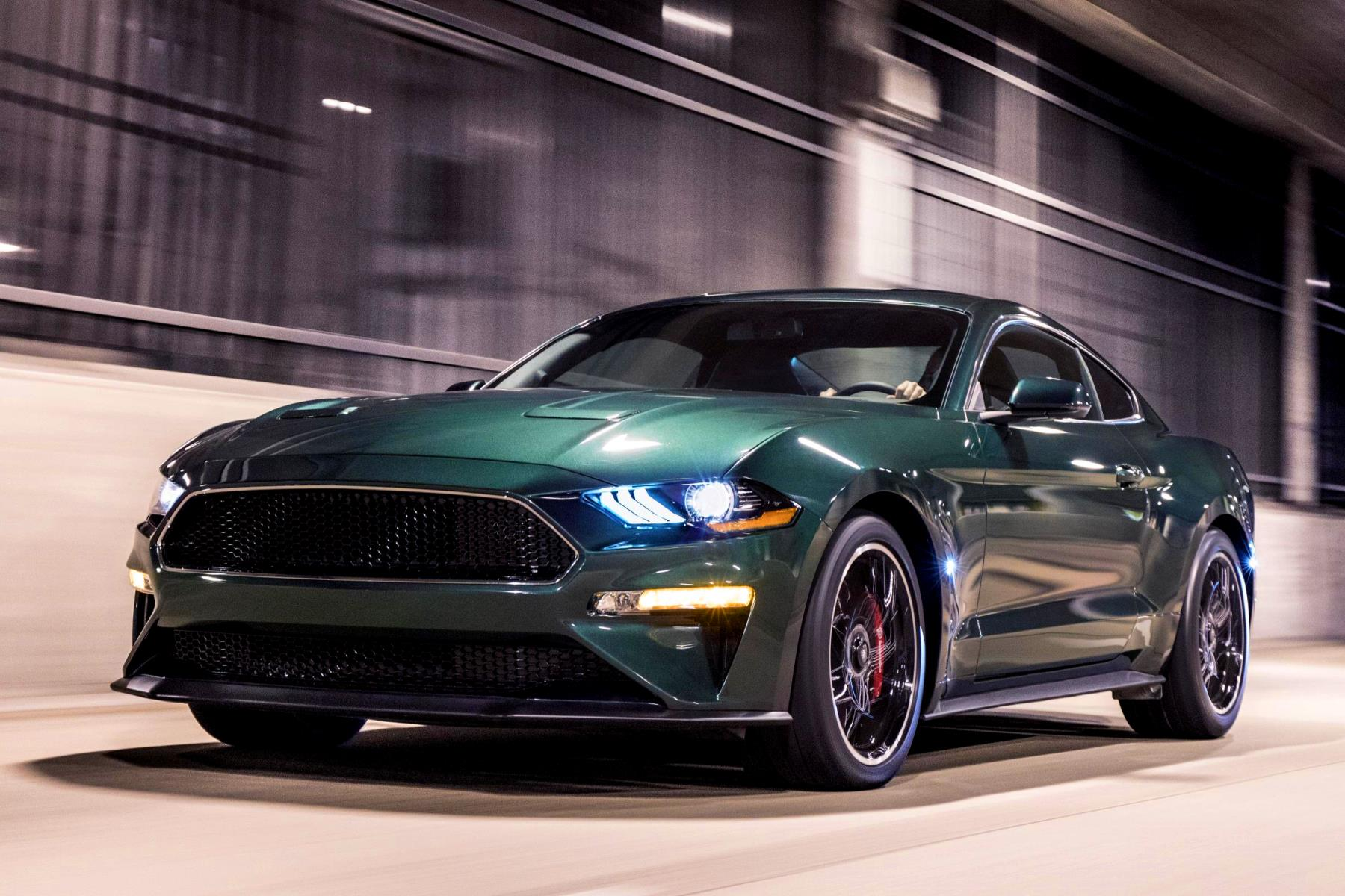 2018 Mustang Bullitt >> All-new Ford Mustang Bullitt unleashed – Automotive Blog