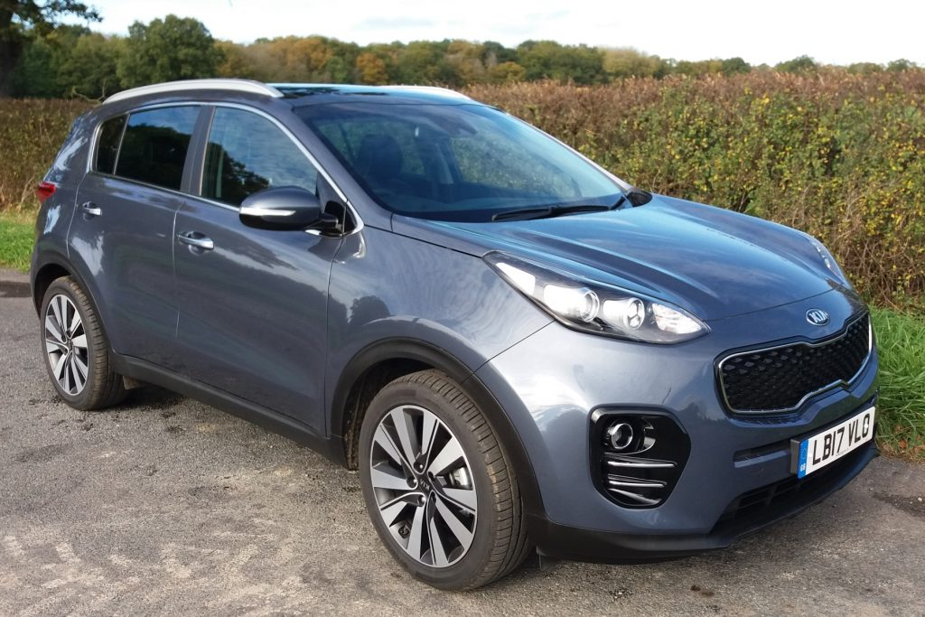 Living with a Kia Sportage
