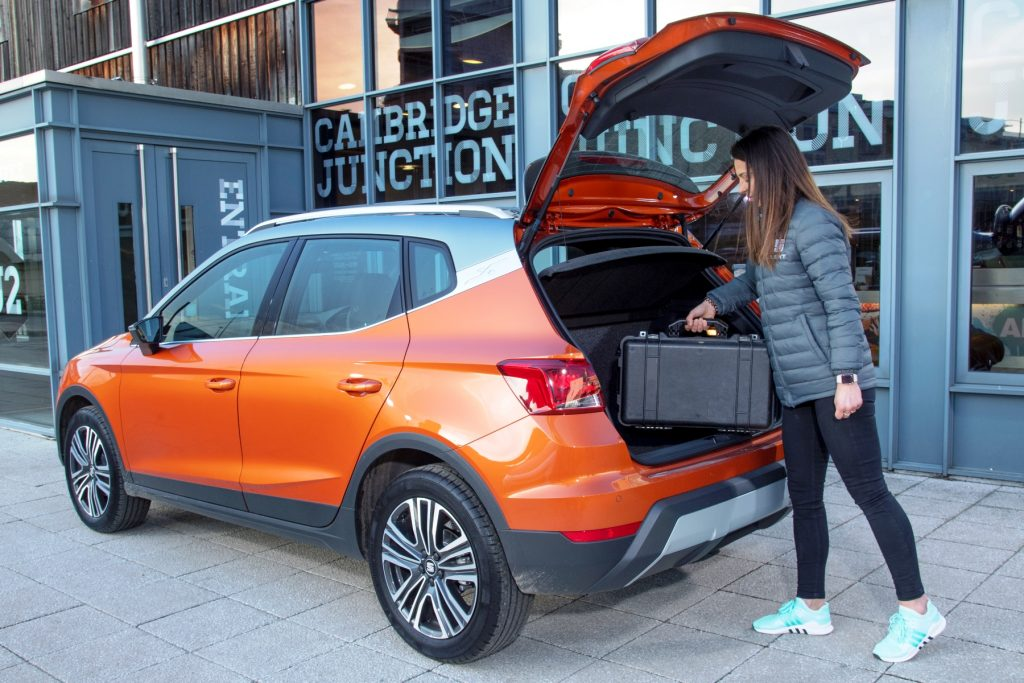 seat arona review automotive blog. Black Bedroom Furniture Sets. Home Design Ideas