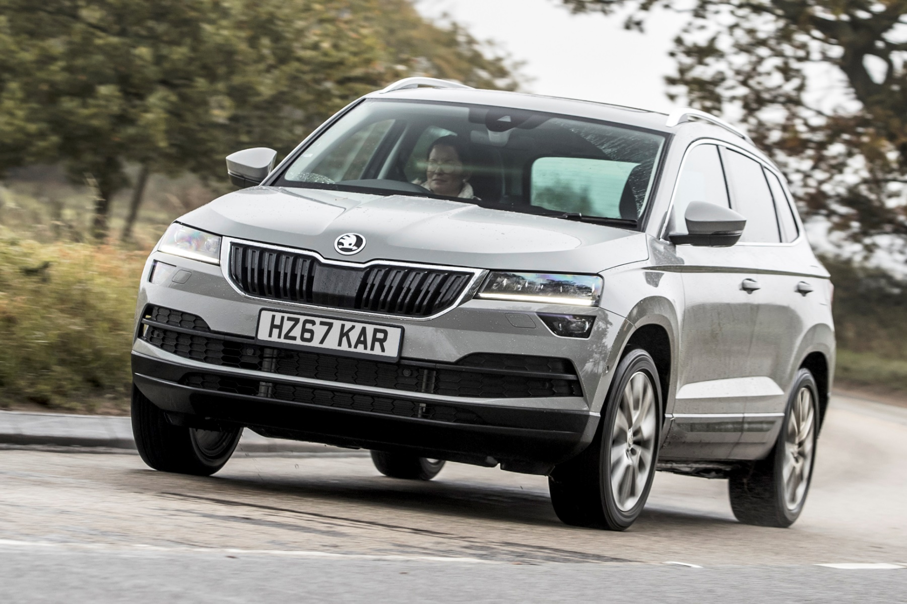 skoda karoq review automotive blog. Black Bedroom Furniture Sets. Home Design Ideas