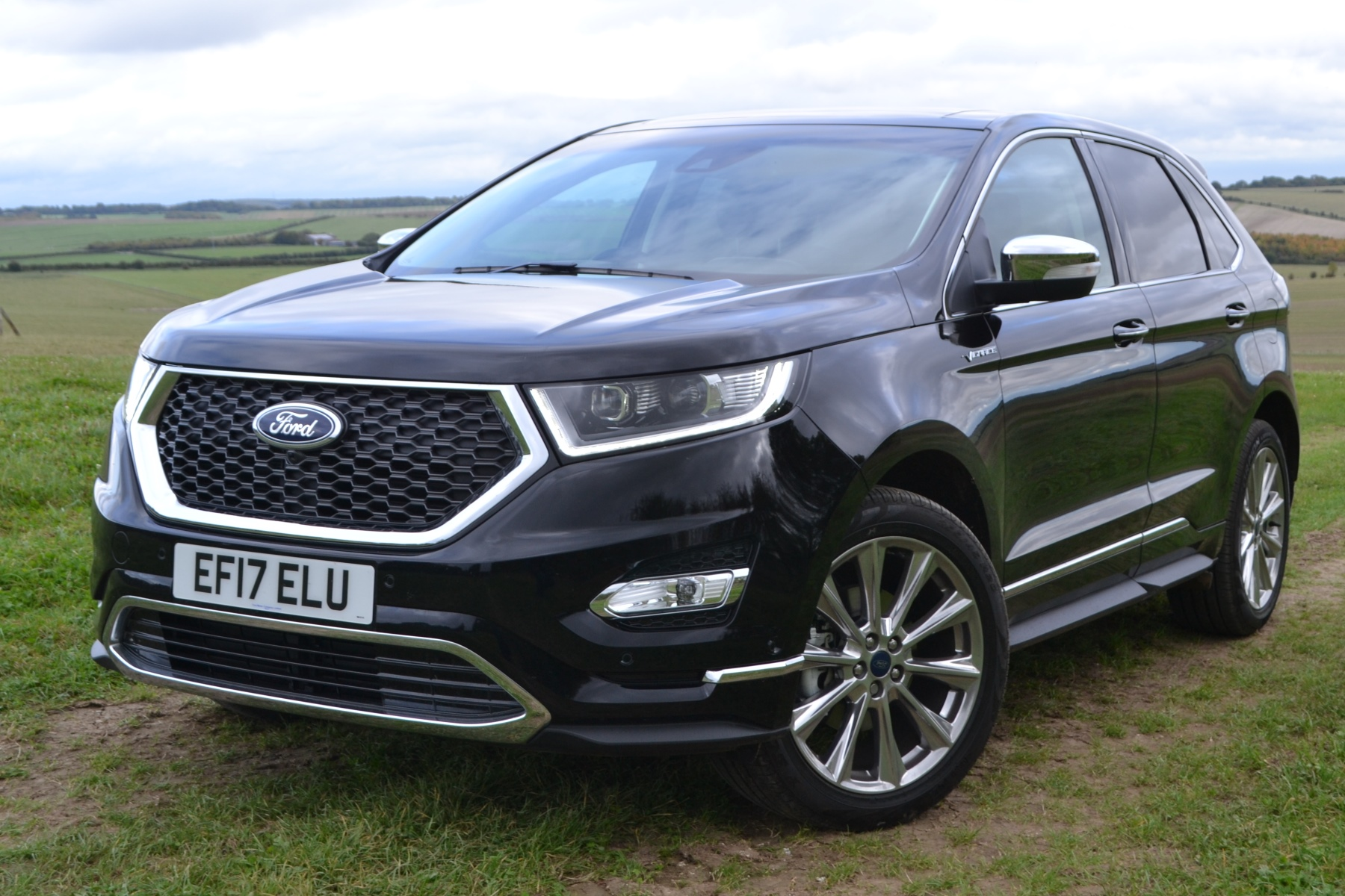 ford edge vignale review automotive blog. Black Bedroom Furniture Sets. Home Design Ideas