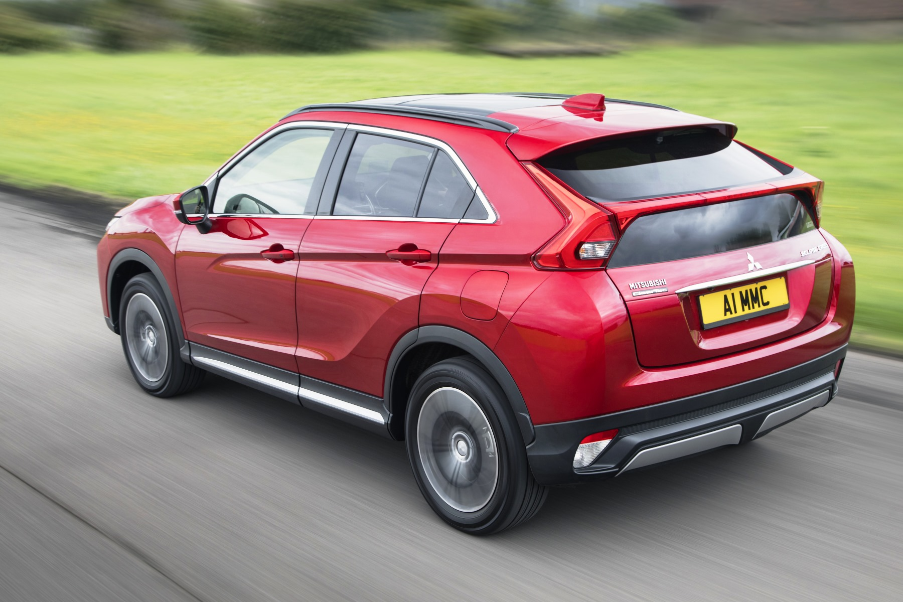 mitsubishi eclipse cross review automotive blog. Black Bedroom Furniture Sets. Home Design Ideas