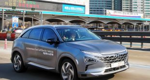 NEXO Autonomous Fuel Cell Electric Vehicle Showcase