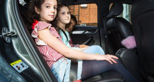 Keeping children safe in the car