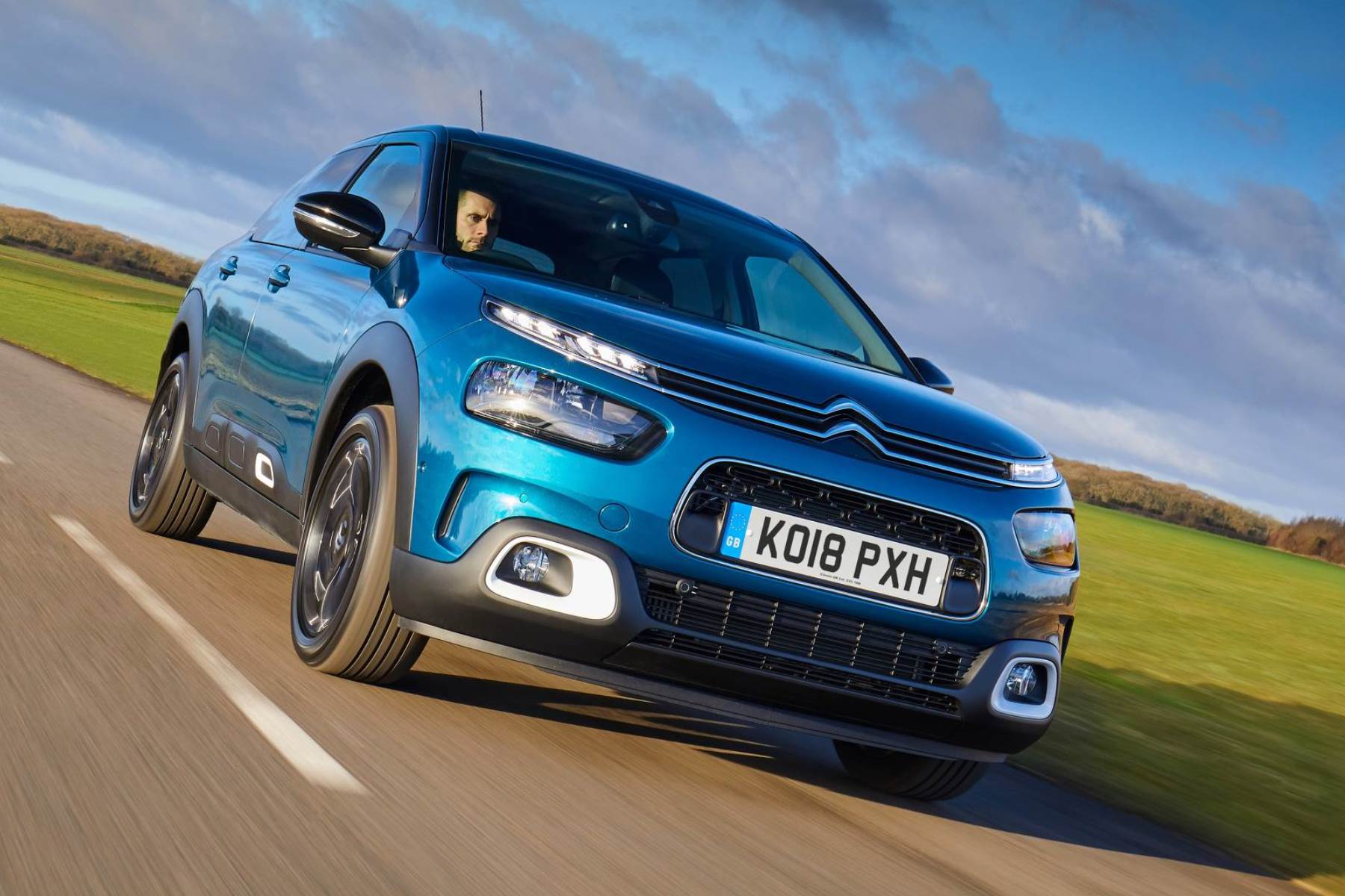 Review  Citroen C4 Cactus 2018