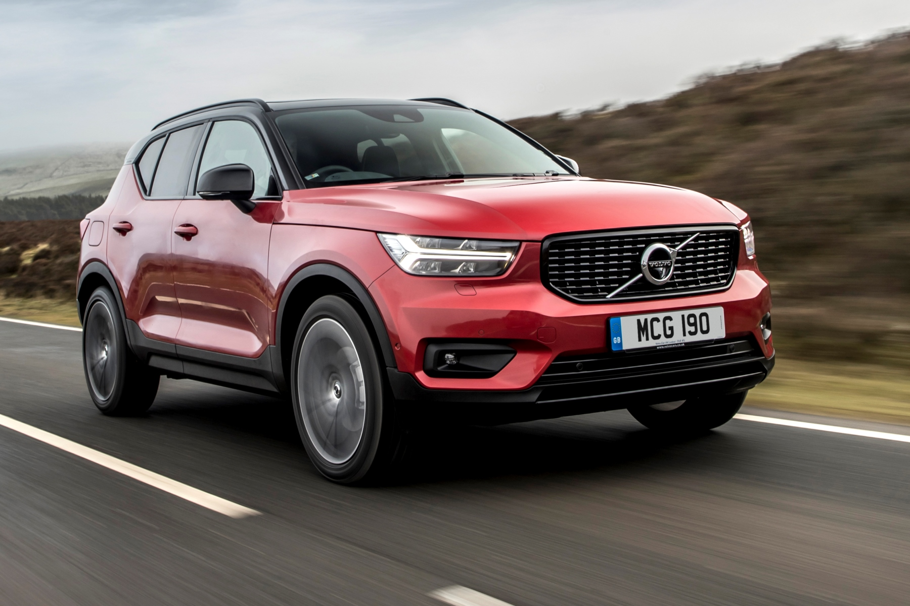 Volvo Xc40 Review Automotive Blog