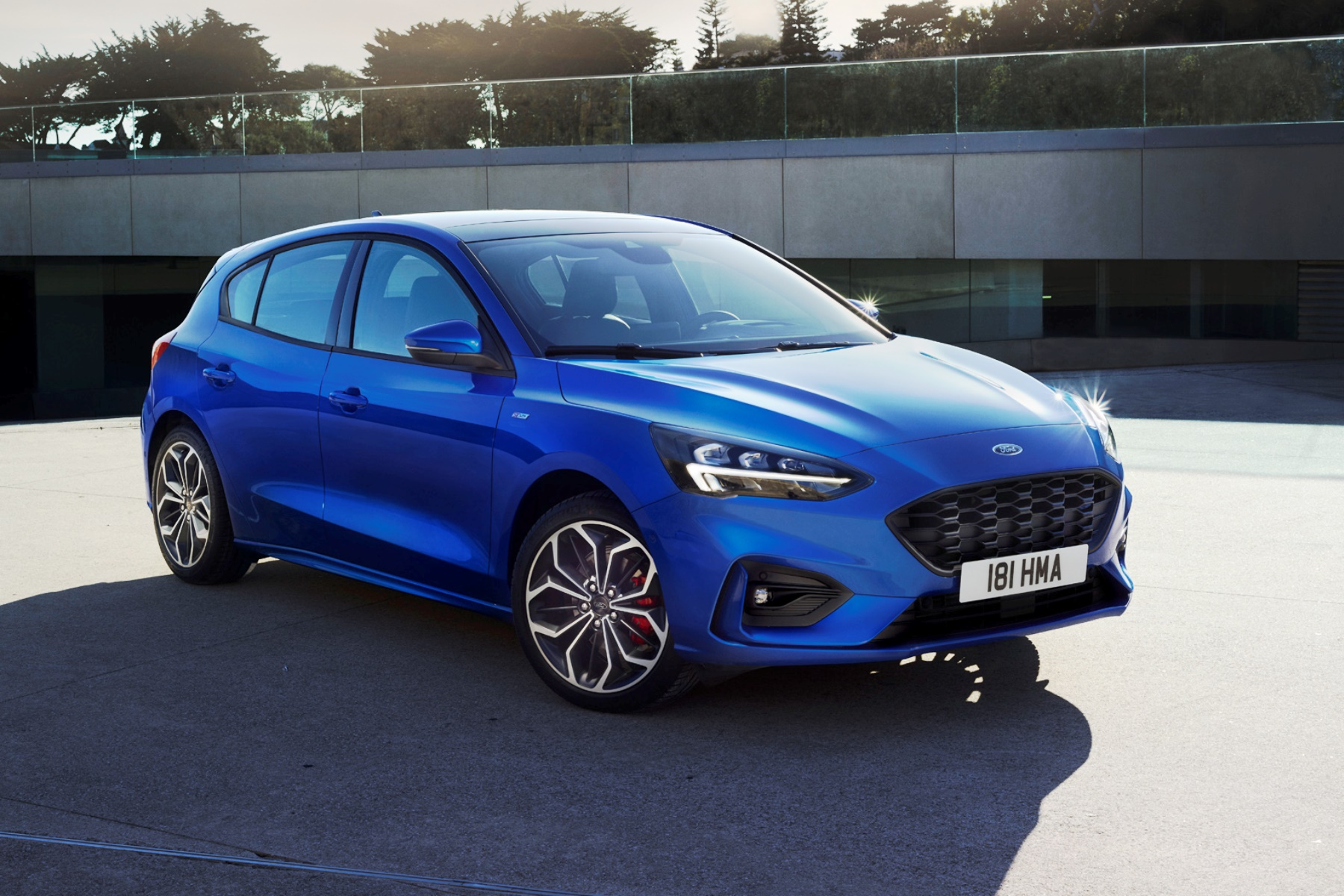 New 2018 Ford Focus officially revealed
