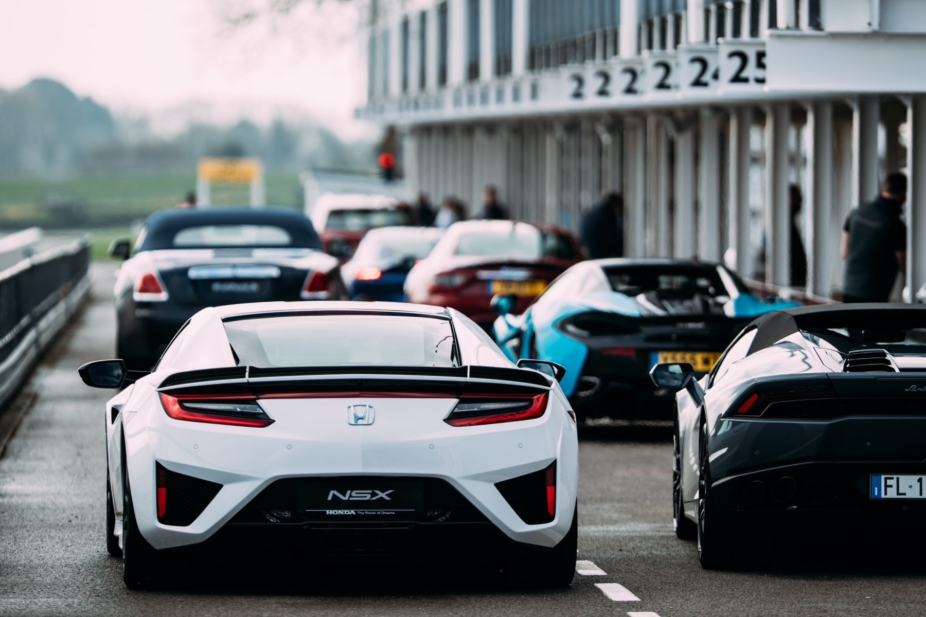 Goodwood Media Drive Day 2018 - credit Malcolm Griffiths-Goodwood