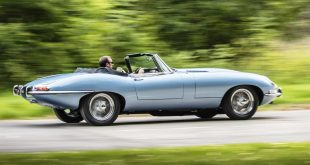 Prince Harry's Jaguar E-Type Zero