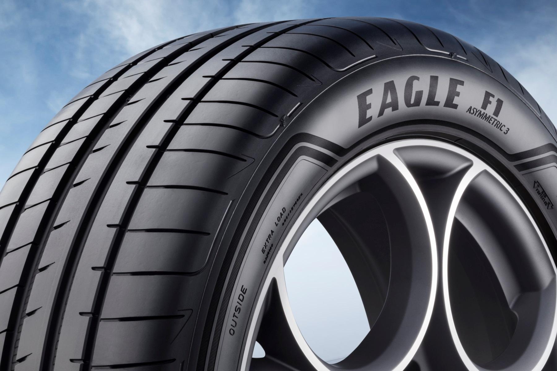 Goodyear Eagle F1 Asymmetric 3 SUV tyre