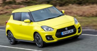 Suzuki Swift Sport review