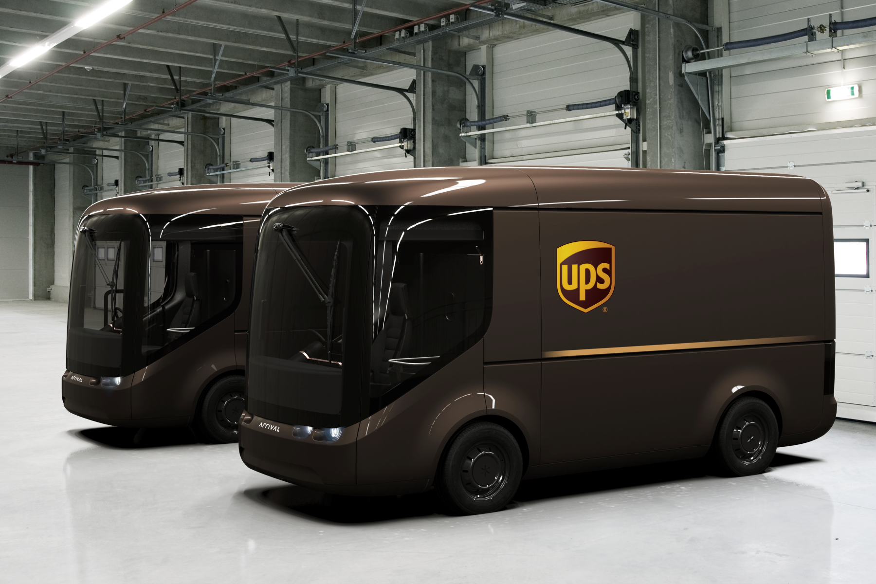 UPS revs up latest London and Paris EV deal