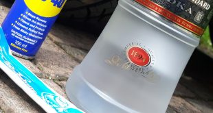 Vodka, WD-40 and toothpaste - car cleaning hacks