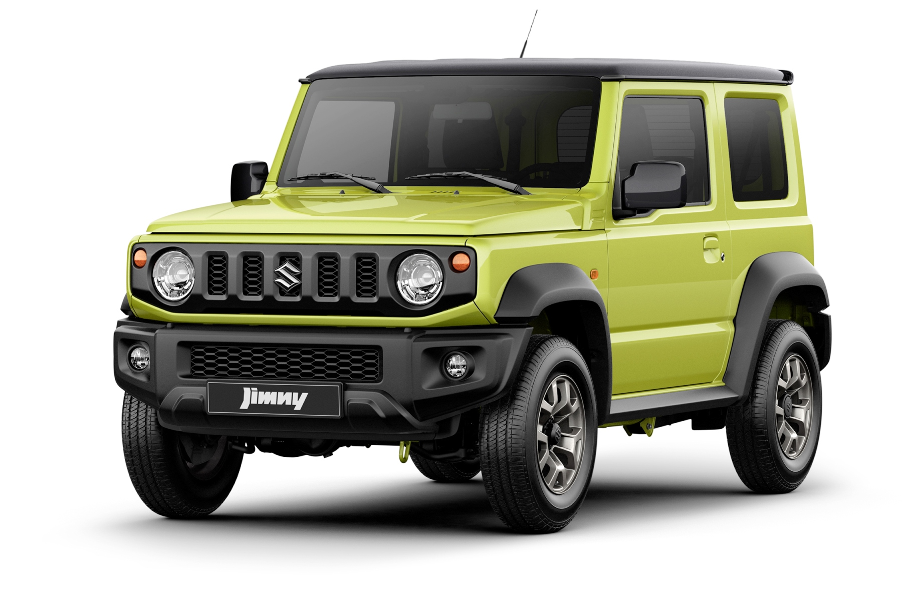 All-new  Suzuki Jimny breaks cover 2019