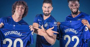 Hyundai signs as Chelsea FC's Global Automotive Partner