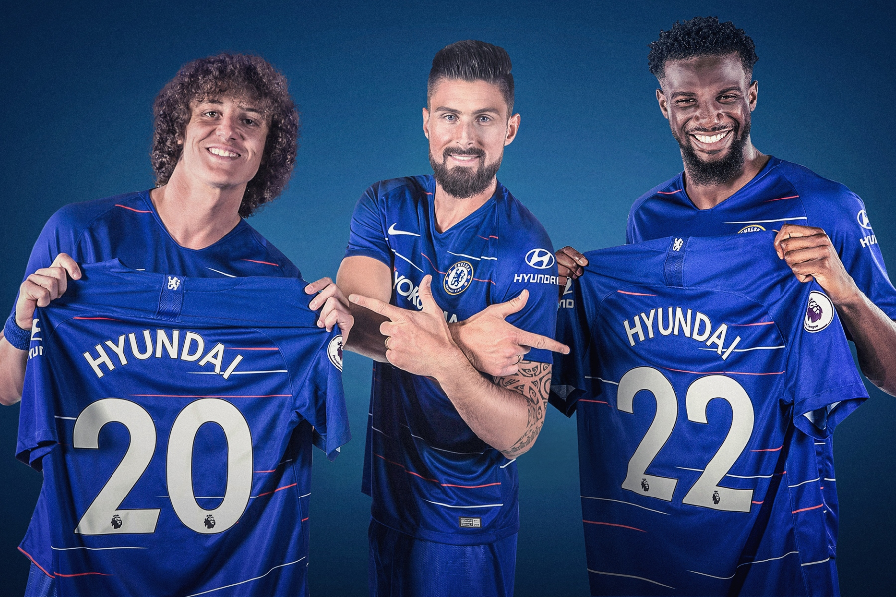 Hyundai Chelsea Football Club automotive partner