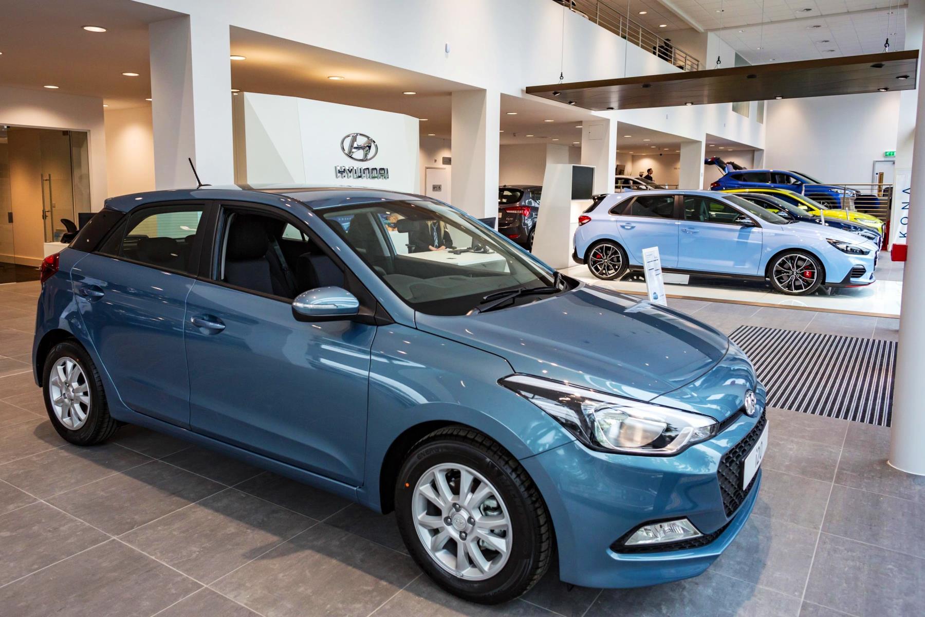 Hyundai North London