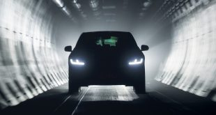 Jaguar I-Pace Channel Tunnel