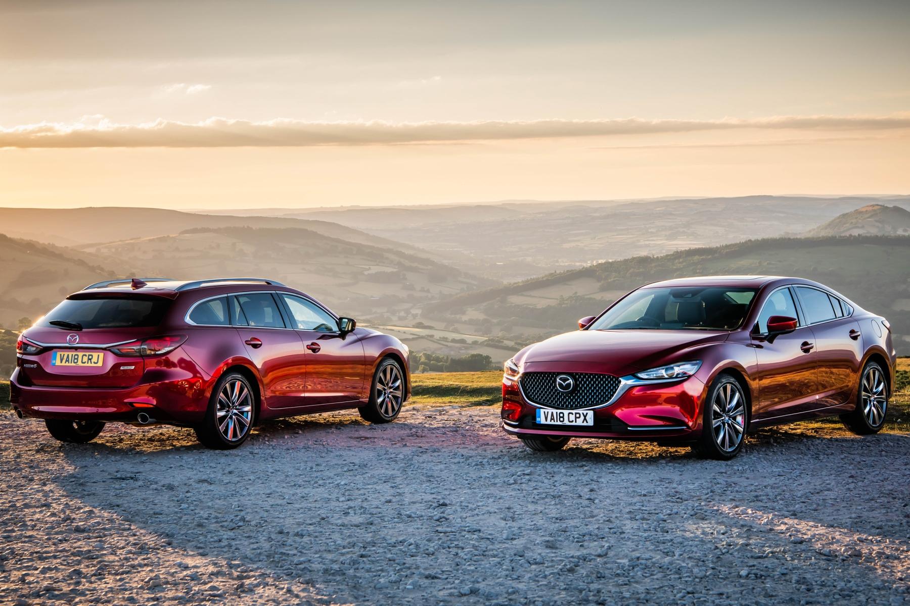 Mazda6 review