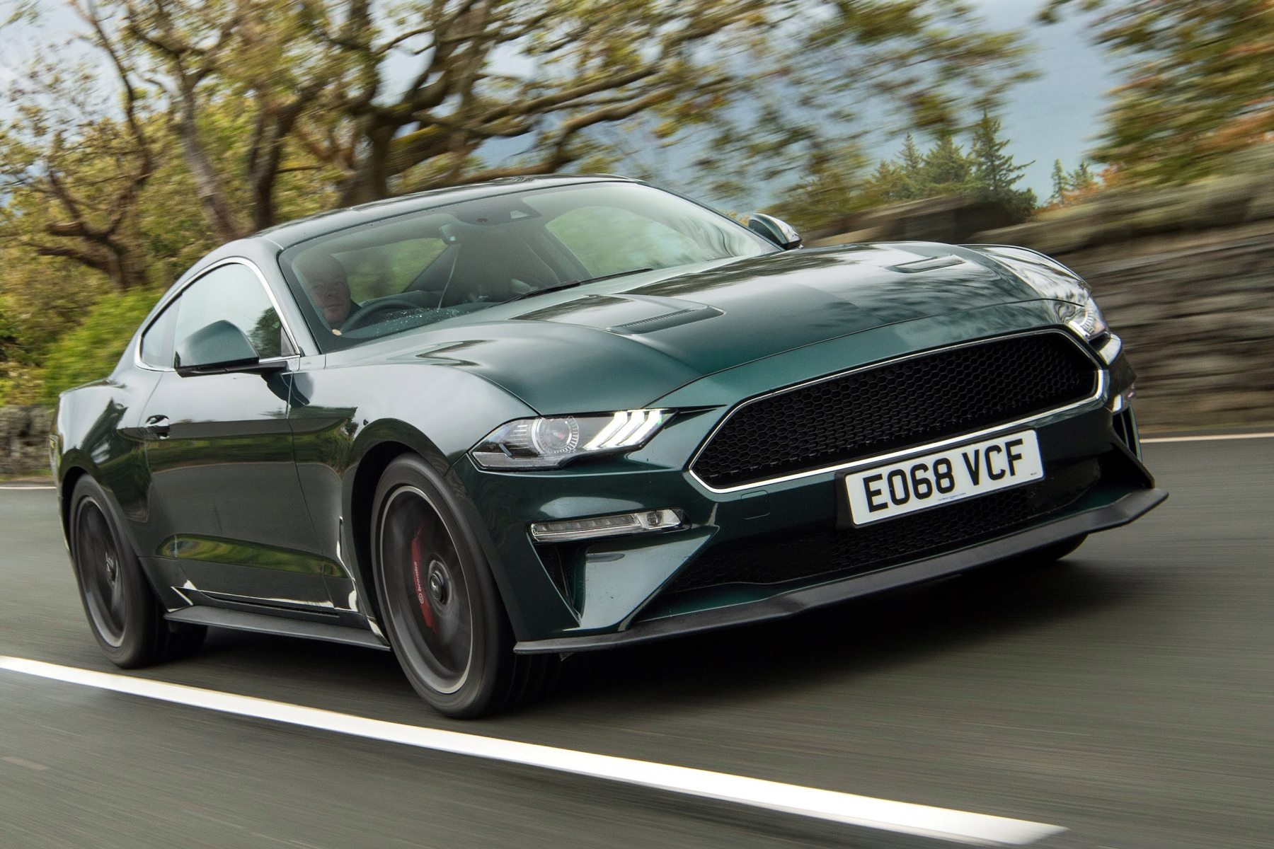 Ford mustang bullitt take on the worlds most iconic motorcycle road circuit on four wheels